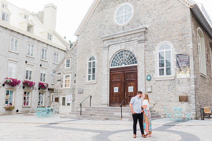 Private Vacation Photography Session with Local Photographer in Quebec City, Quebec, CANADA
