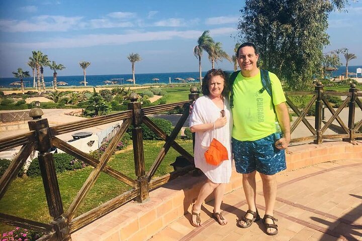 Day-Tour to the Red Sea from Cairo, El Cairo, EGIPTO