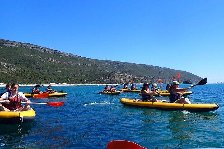 Lisbon Kayak Tour (Transfer & Lunch), Lisboa, PORTUGAL