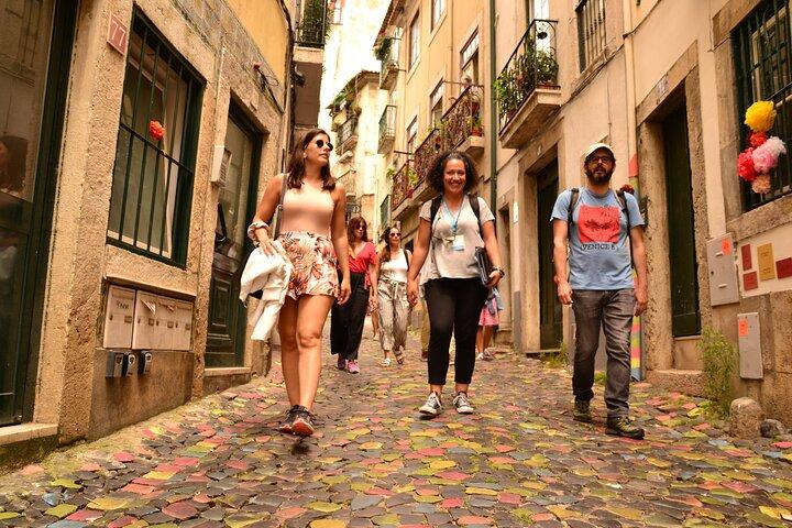 Recorrido a pie guiado por Lisboa, Lisboa, PORTUGAL
