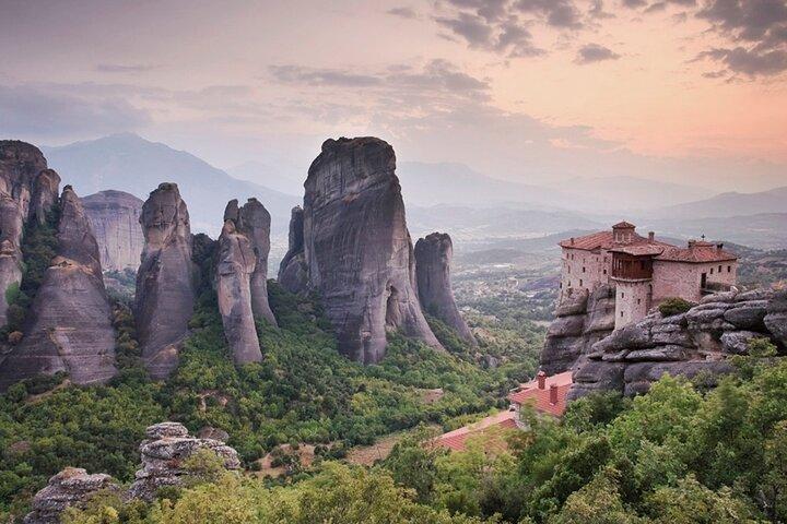 Athens- Meteora-Thessaloniki, Atenas, Greece