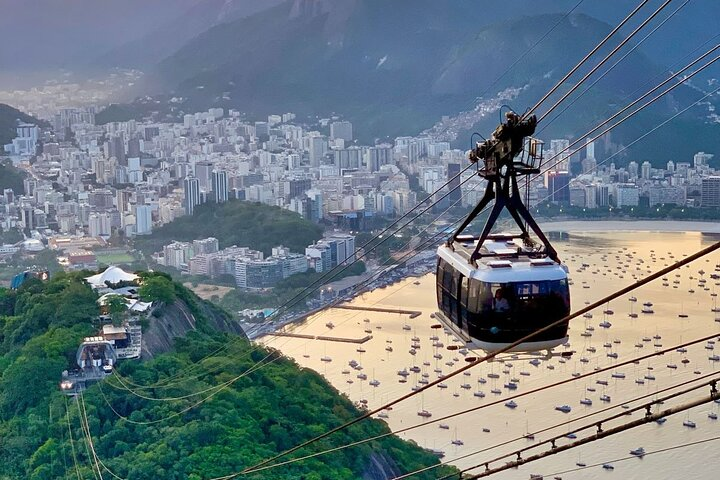 Best Of Rio In A Day Tour: Christ Redeemer, Sugar Loaf And Downtown Rio, Rio de Janeiro, BRASIL