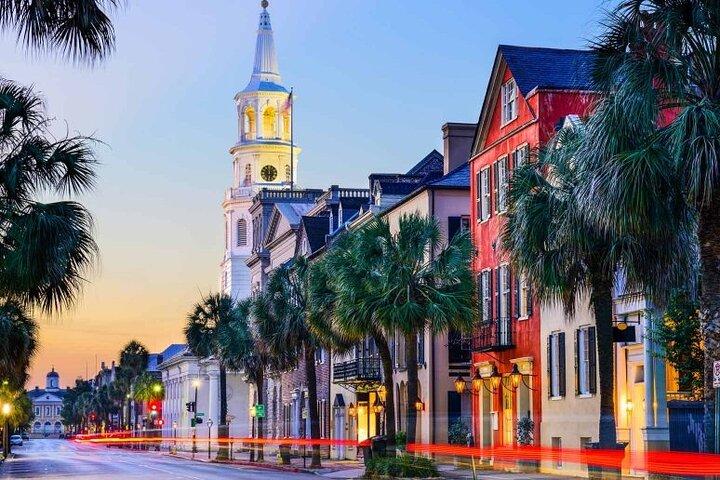 Charleston's Walking History Tour - 6 PM, Charleston, SC, UNITED STATES