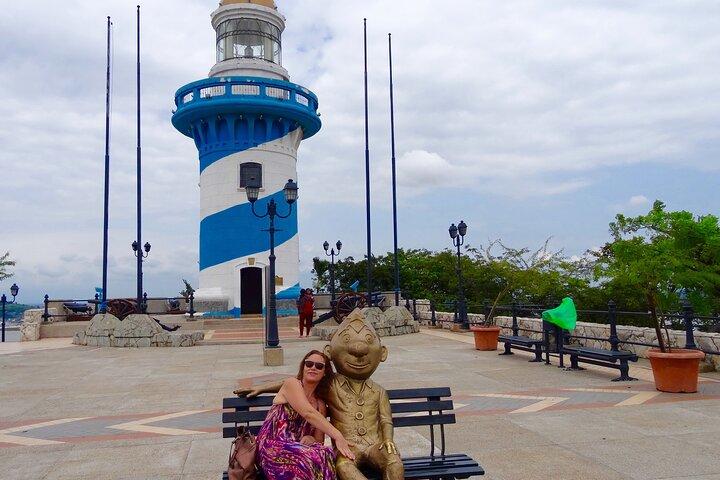 Medio día: Recorrido privado por la ciudad de Guayaquil y Parque Histórico, Guayaquil, ECUADOR