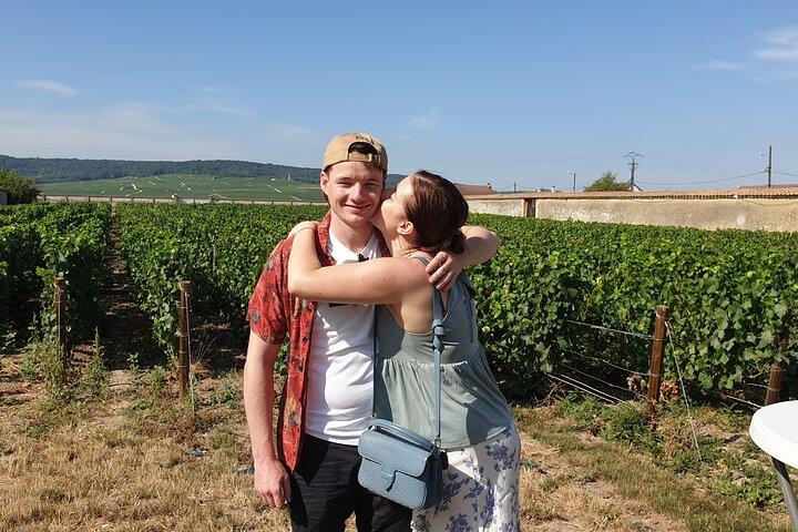 Honeymoon or anniversary celebration, Reims, FRANCIA
