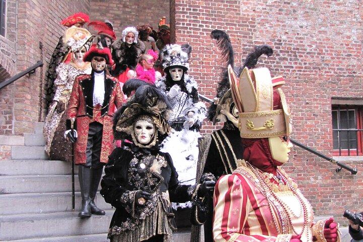 BRYGGJA ROMANTICA - 3 Hour Romantic Tour in Bruges, Brujas, BELGICA