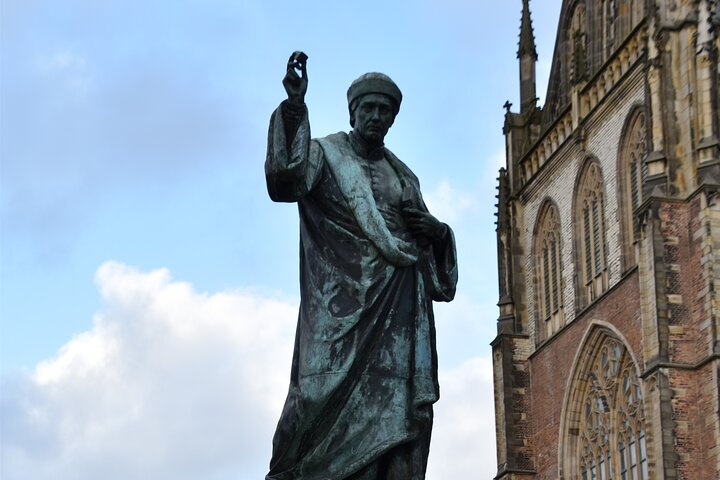 Cultural and Historical Audio guided walking tour Tour of Haarlem, Haarlem, HOLANDA