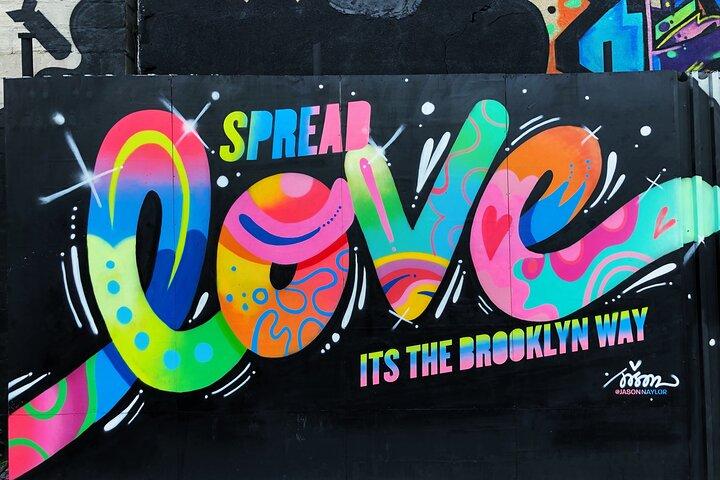 Bushwick Street Art and Williamsburg Walking Tour, Brooklyn, NY, ESTADOS UNIDOS