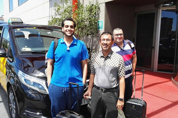 Departure Transfer from Side to Antalya Airport, Side, TURQUIA
