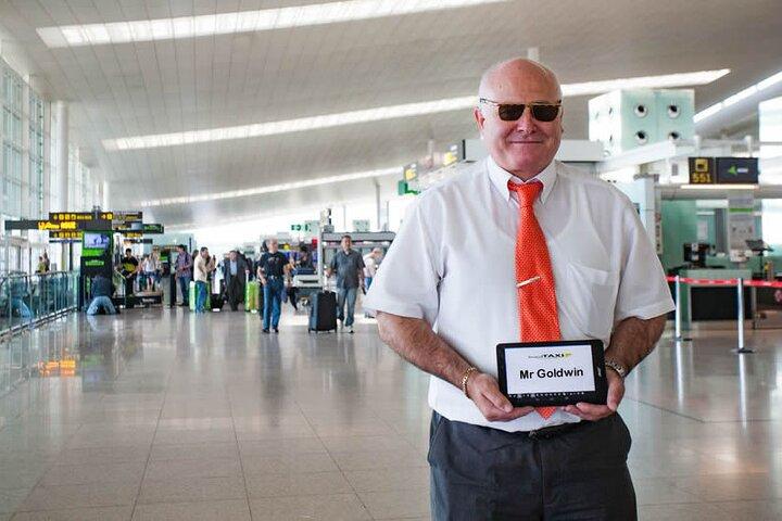 Marseille Private Transfer from Marseille city centre to Marseille Airport, Marsella, FRANCIA