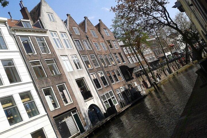 Historische wandeling door hartje Utrecht, Utrecht, HOLANDA