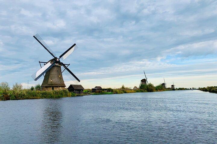 Private Tour to Kinderdijk Windmills from Utrecht, Utrecht, HOLANDA