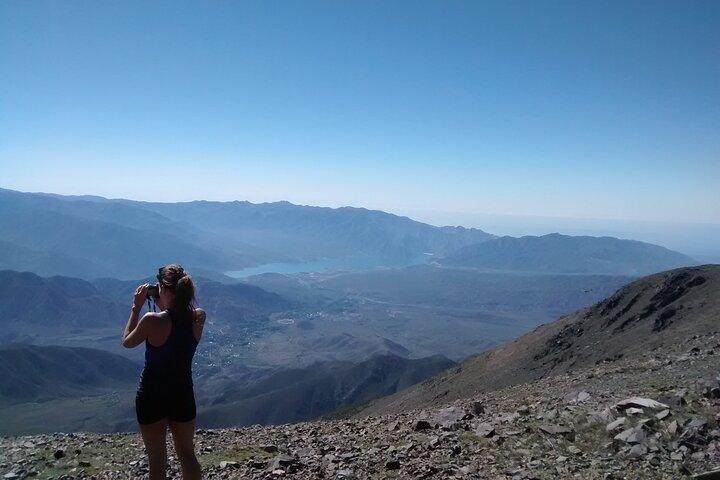 Ascenso Cerro Arenales, Mendoza, ARGENTINA