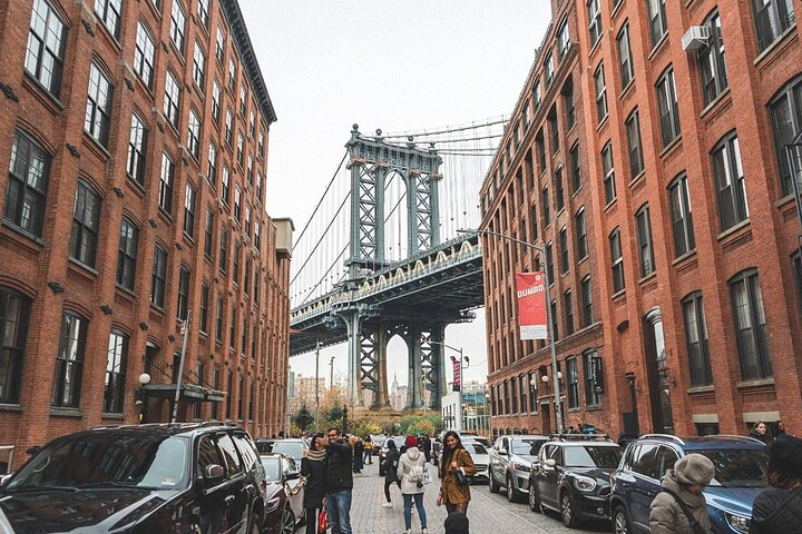 Brooklyn Heights, Dumbo and The Bridge, Brooklyn, NY, ESTADOS UNIDOS
