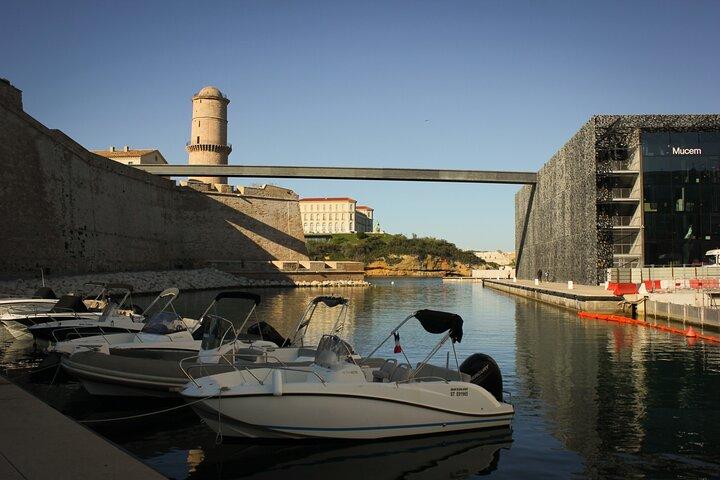 Walking Tour de 2 horas en el Viejo Puerto, corazón de Marsella, Marsella, FRANCIA