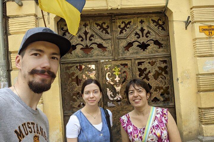 Courtyards of Odesa, Odesa, Ucrânia
