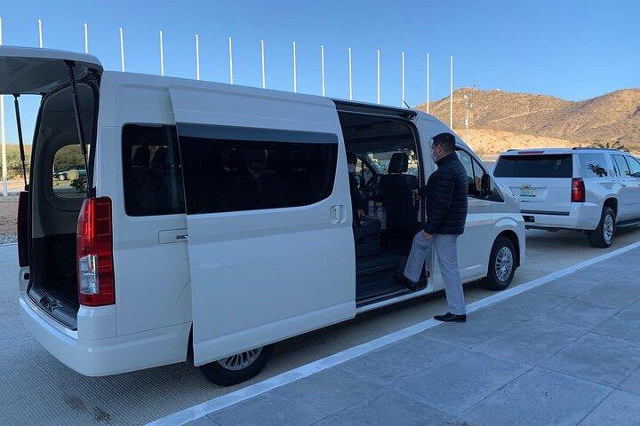 Private La Paz Airport Roundtrip Transfer to La Ventana, La Paz, Mexico