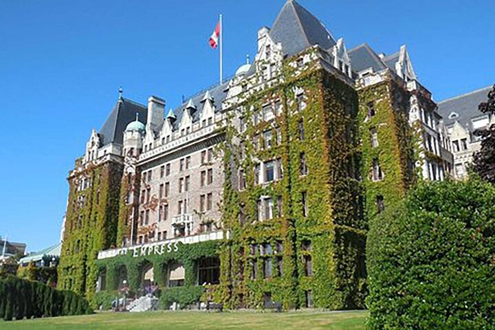 Downtown Victoria's Historical Heart: A Self-Guided Walking Tour, Isla de Vancouver, CANADA