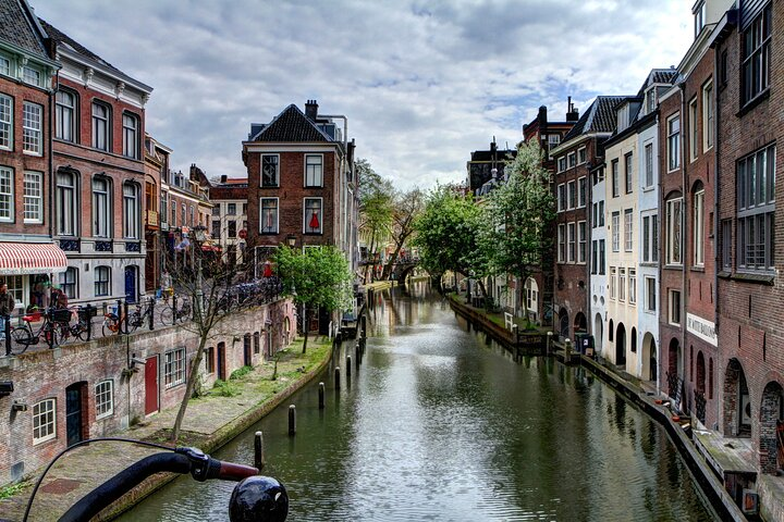 The Kings Speech Private City Exploration Game in Utrecht, Utrecht, HOLANDA
