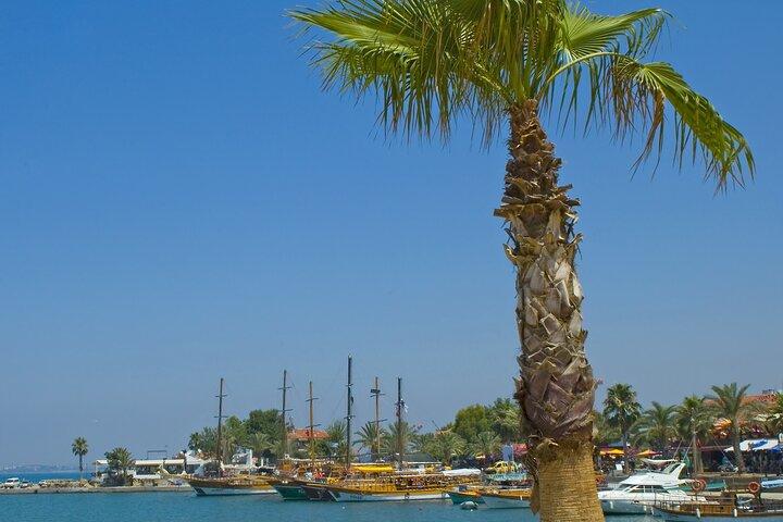 All Inclusive Side Boat Trip, Side, TURQUIA