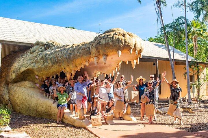 Malcolm Douglas Crocodile Park Tour Including Transportation, ,