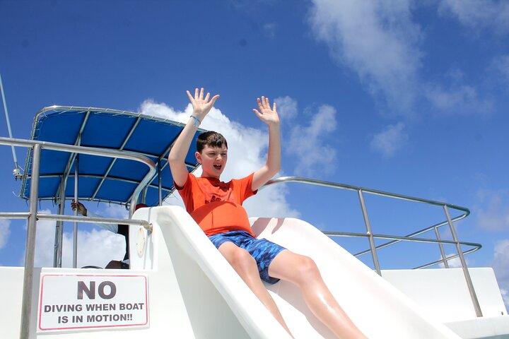 Paradise Boat VIP snorkeling and Party, Punta de Cana, REPUBLICA DOMINICANA