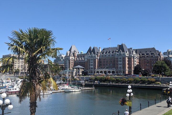 Downtown Victoria Food & City Tour, Isla de Vancouver, CANADA