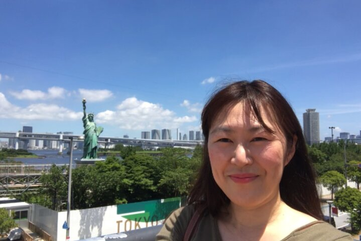 Tokyo Online/ A Trip through Time in the Futuristic City of Odaiba, Tokyo, JAPON