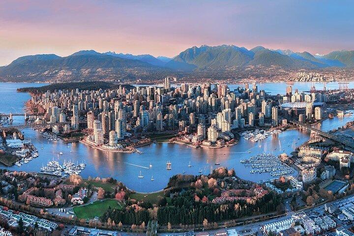 Excursão autoguiada com áudio em Vancouver, Vancouver, CANADÁ