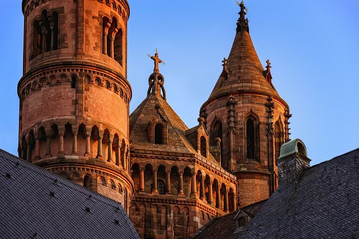 Private Walking Tour of Worms, Mainz, ALEMANIA