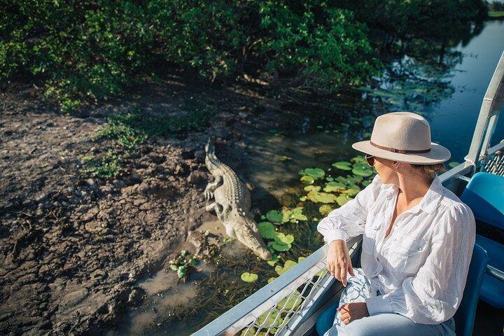 Adelaide Rivers Wetlands Cruise with Crocodile Experience from Darwin, Darwin, AUSTRALIA