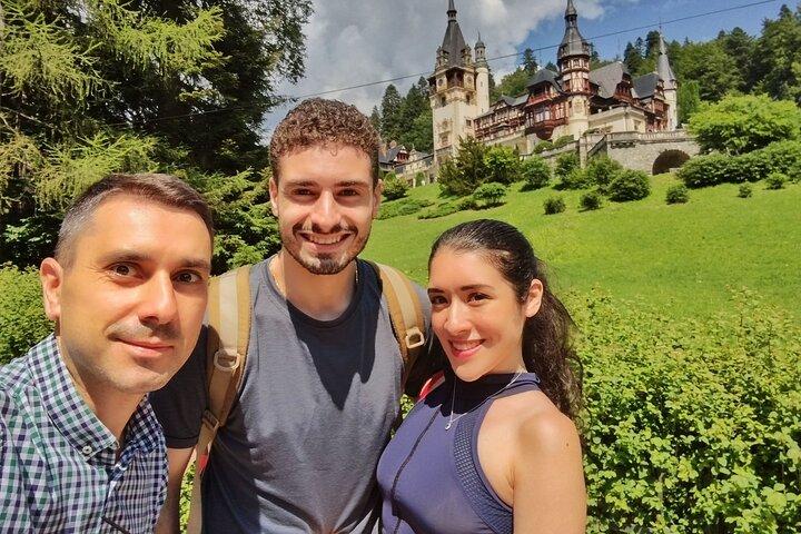 Private Day Trip to Transylvania: Dracula, Sinaia & Brasov (from Bucharest), Bucareste, ROMÊNIA