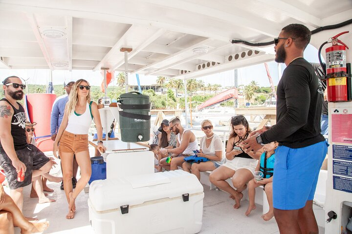 Private Snorkeling Adventure in Icacos Island with Lunch, ,