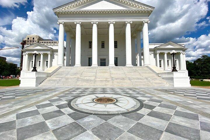 Capitol Square and Capitol Building Walking Tour, Richmond, VA, ESTADOS UNIDOS