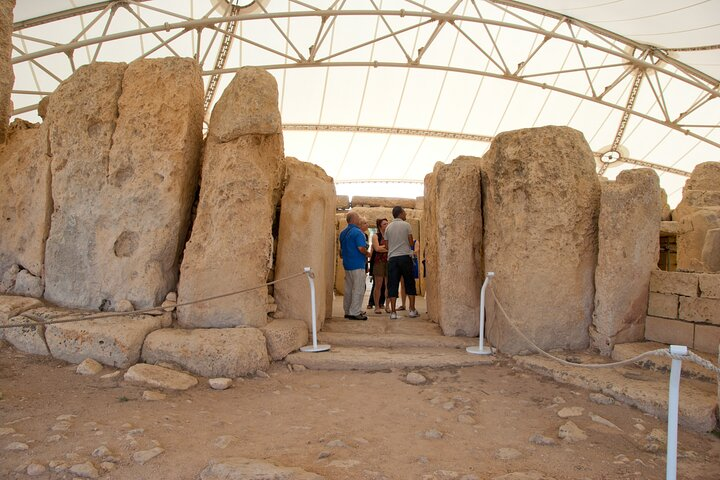 Hagar Qim temple (UNESCO) and Limestone Heritage guided tour, ,