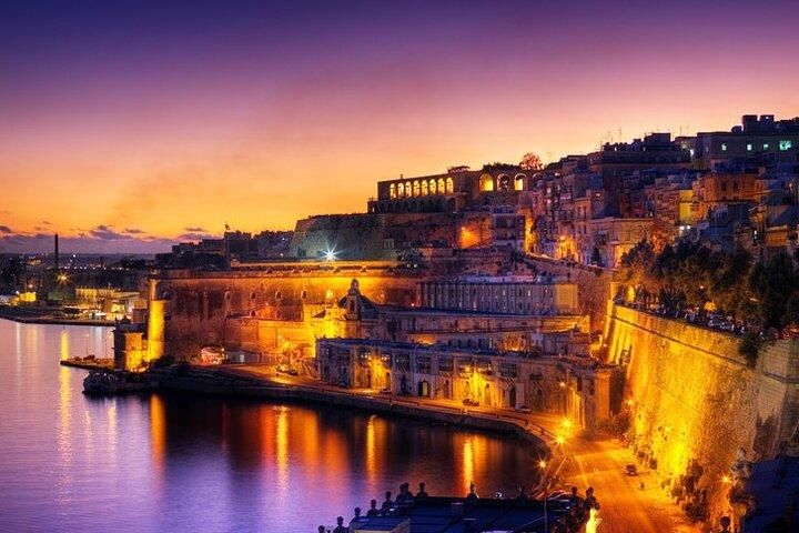 The Dark Side of Valletta, ,