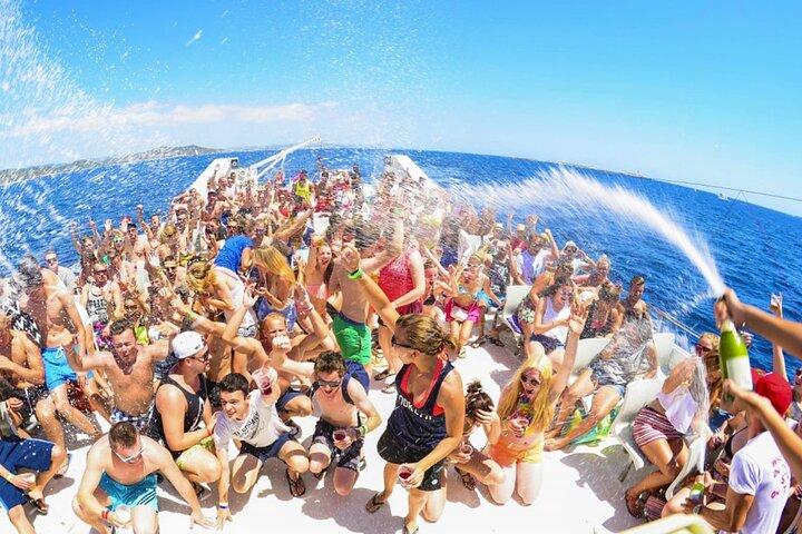 Party Boat Catamaran with Snorkeling, Punta cana Bavaro Bay, Punta de Cana, REPUBLICA DOMINICANA