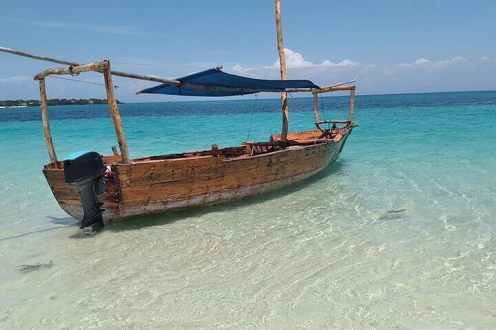 Safari Blue Zanzibar - Full day, Zanzibar, TANZANIA