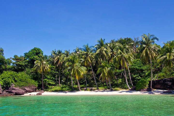 Snorkeling And Fishing To The North Phu Quoc, Phu Quoc, VIETNAM