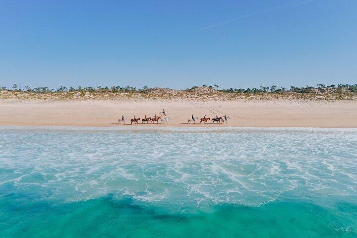 Horse Riding Tour on the Beach Lisbon region, Lisboa, PORTUGAL