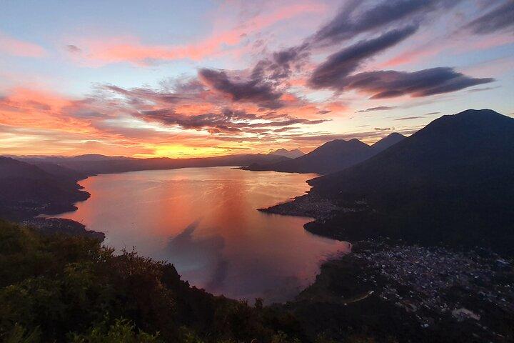 Indian Nose Hiking Adventure (custom and private tour), San Pedro La Laguna, GUATEMALA
