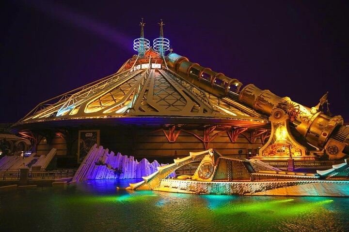 Servicio de transporte Disneyland Paris Express con entradas, Paris, FRANCIA