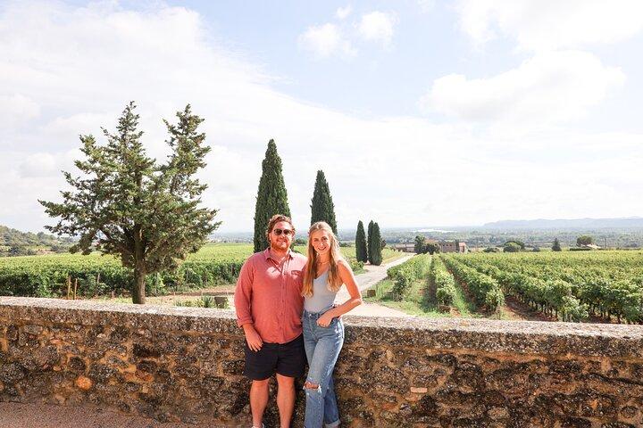 Wine tour of Châteauneuf du Pape, gastronomy, wines & joie de vivre private tour, Avignon, FRANCIA