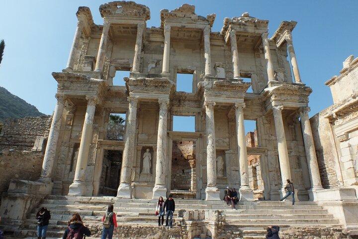 Private Ephesus Half Day Tour From Kusadasi Port, Kusadasi, TURQUIA
