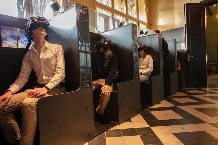 Historium Virtual Reality Ticket, Brujas, BELGICA
