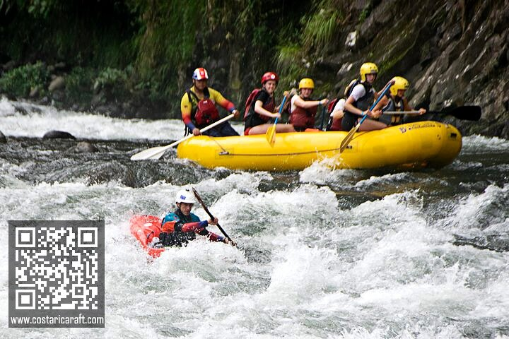 Best Whitewater Rafting Sarapiqui River, Costa Rica, Class III-IV, San Jose, Costa Rica