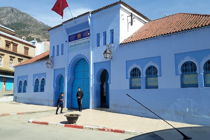 One Way Transfer from Fes to Chefchaouen with options, Fez, MARRUECOS