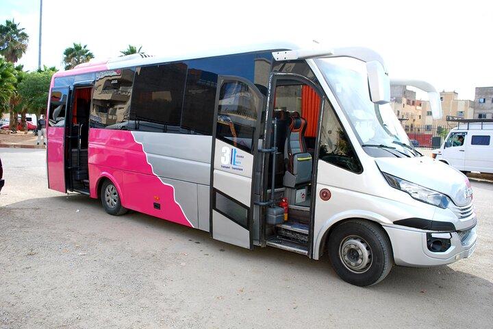 Transporte de ida desde Fez a Chefchaouen, Fez, MARRUECOS