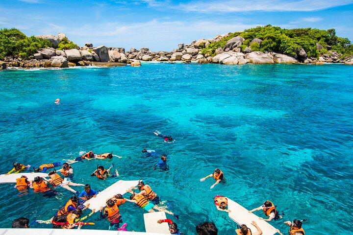Similan Islands One Day Tour From Khao Lak, Khao Lak, TAILANDIA