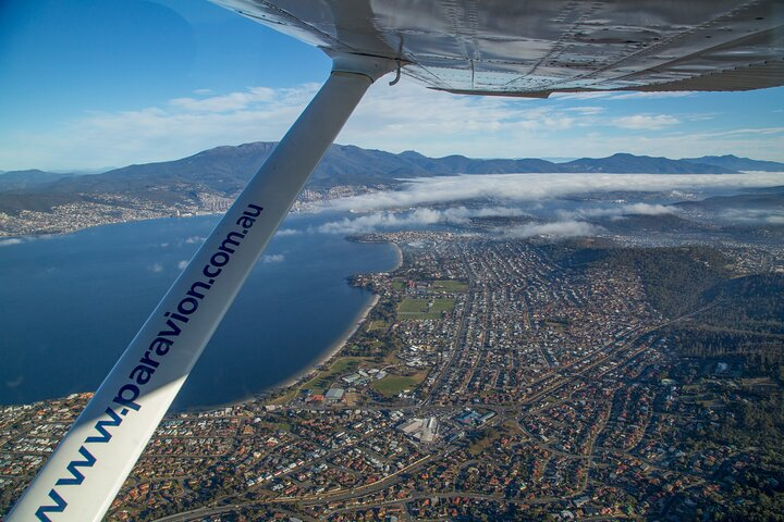 Hobart 1-Hour Learn to Fly Experience, ,